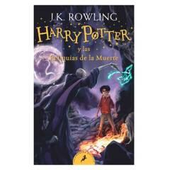 SALAMANDRA DEBOLSILLO - Harry P. y Las Reliquias de La Muerte 7