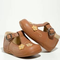 KONE - Zapatos de cuero primeros pasos