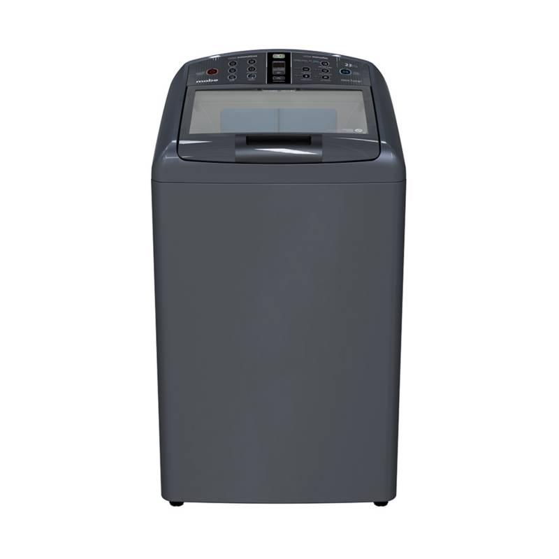 MABE - Lavadora Mabe 22KG LMA72200WDBB1 Diamond Gray