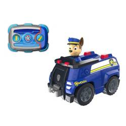 PAW PATROL - Carro de Policia RC Chase