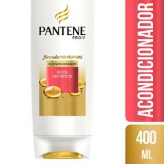 PANTENE - Acondicionador Rizos Definidos 400 ml