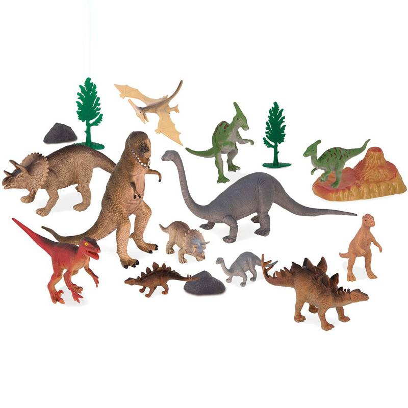 TERRA - Balde Animales Prehistóricos
