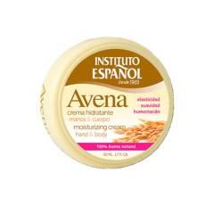 INSTITUTO ESPAÑOL - Tarro Crema Avena x50 ml