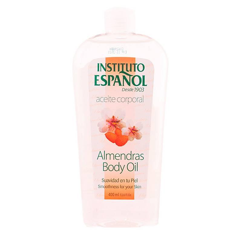 INSTITUTO ESPAÑOL - Aceite Corporal de Almendras 400 ml