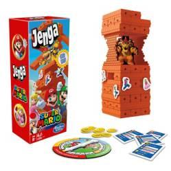HASBRO GAMES - Jenga Edición Super Mario