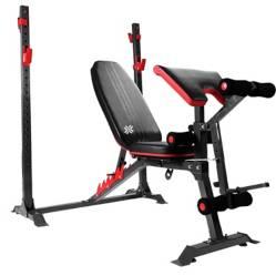 XTREME SPORT - Banca de ejercicios con soporte  multitrainer