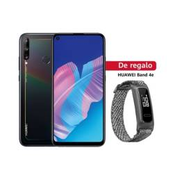 HUAWEI - Huawei Y7 P BLACK +BAND4E