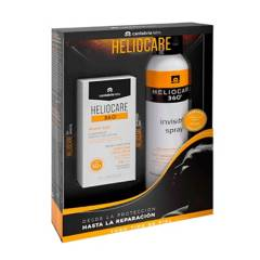 Heliocare - Pack Heliocare 360° Invisible Spray SPF 50+ + Heliocare 360° Water Gel