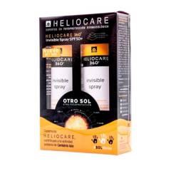 Heliocare - Duplo Heliocare 360° Invisible Spray SPF 50+