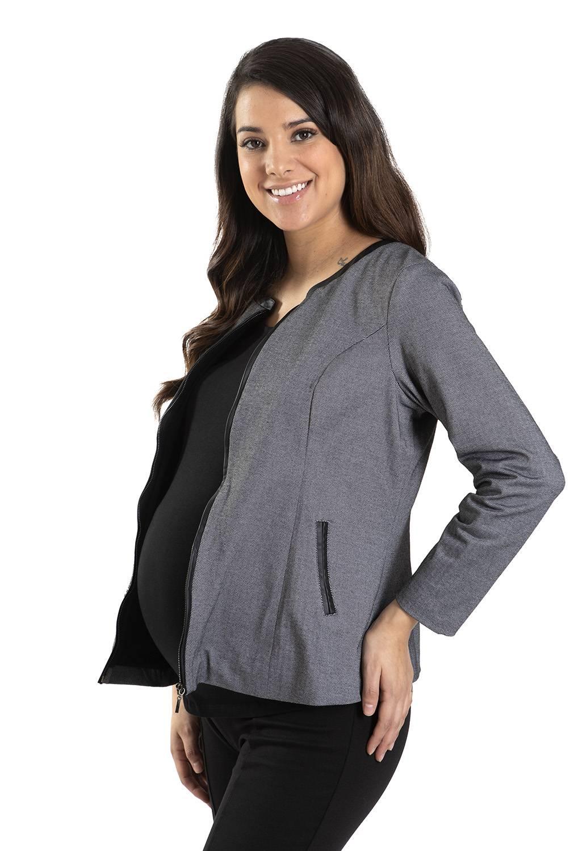 VALESKA MATERNITY & BABY - Blazer Maternal Valeska Maternity & Baby