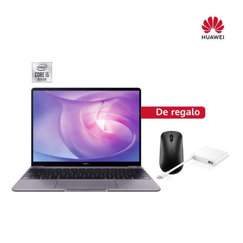 HUAWEI - Laptop Matebook M13 Core i5 8GB RAM 512SSD+ Adaptador + Mouse