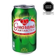 GUARANÁ - Guaraná Antarctica Original 350 Ml