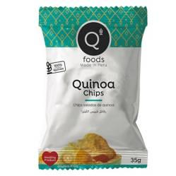 QUINOA - Quinoa Chips De Quinua 35 Gr