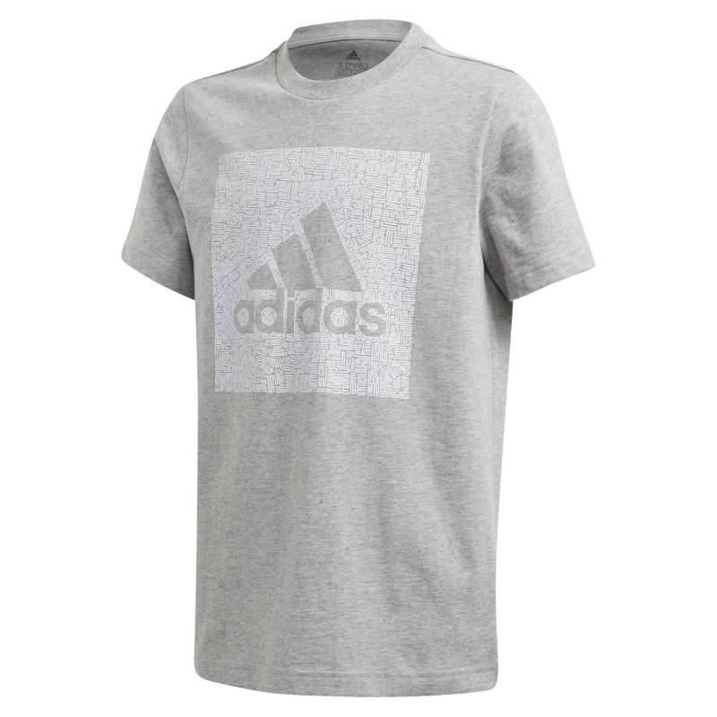 Adidas - Polo Manga Corta Algodón Niño