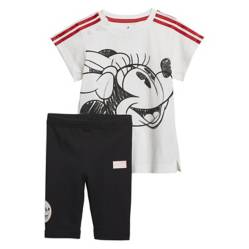Adidas - Conjunto infante Training Minnie Mouse Summer Set