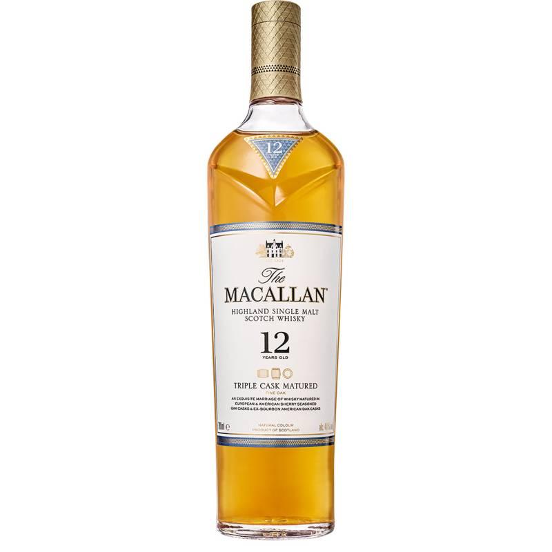 THE MACALLAN - The Macallan 12 Años 750ml