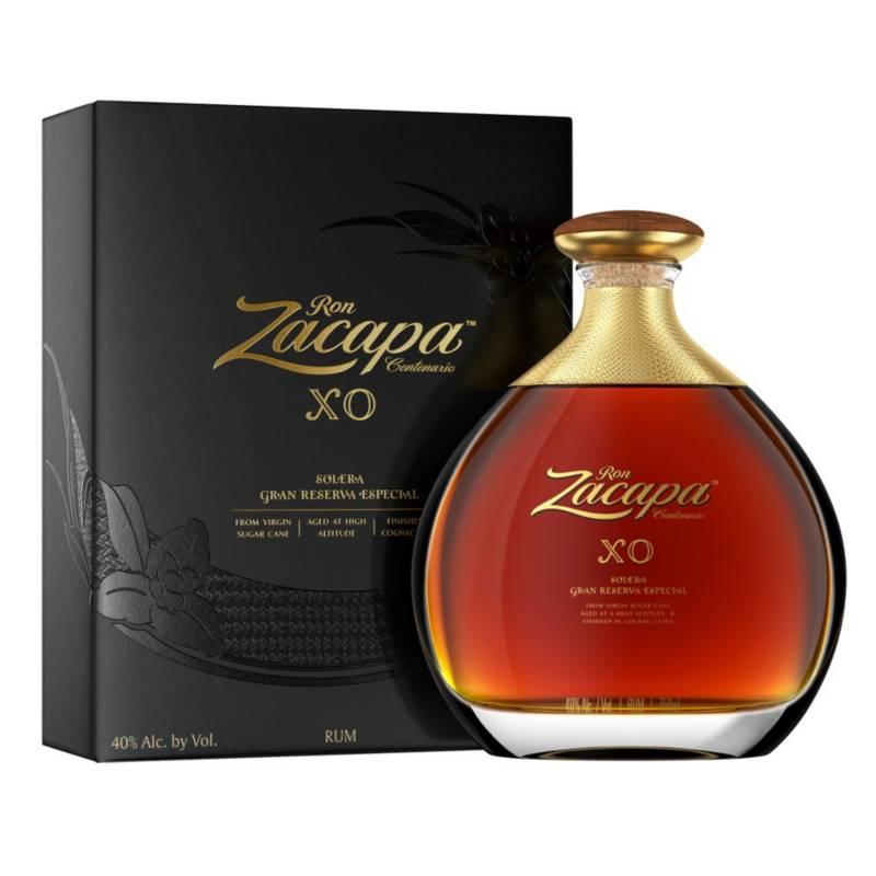 ZACAPA - Ron Zacapa XO 750ml