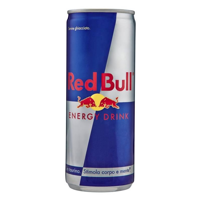 RED BULL - Red Bull 250ml