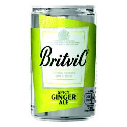 BRITVIC - Britvic Ginger Ale  150 ml