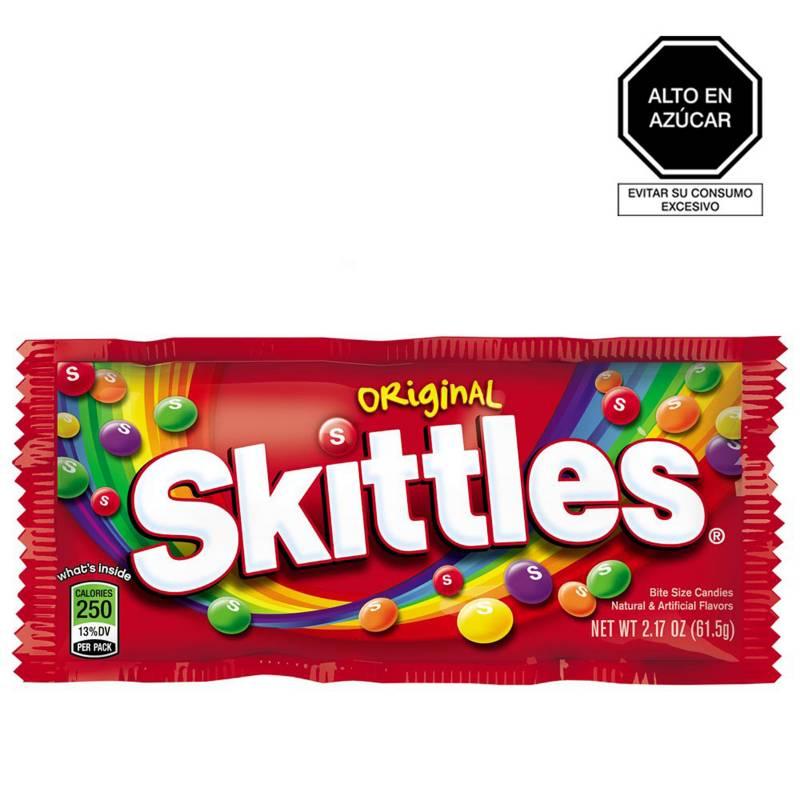 WRIGLEY'S - Skittles Original 61.52 Gr