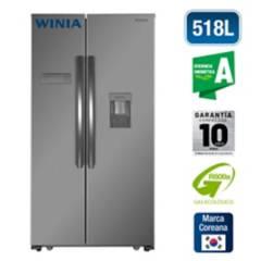 WINIA - Refrigeradora SBS 518 Litros WRS-518HCSD