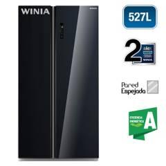 WINIA - Refrigeradora SBS 527 Litros WRS-530MCBG
