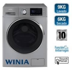 WINIA - Lavaseca 9 Kg/6 Kg Silver WLC-90MCS