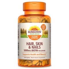 SUNDOWN NATURALS - Hair Skin y Nails