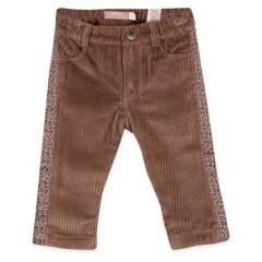 PILLIN - Pantalón Algodón Bebé Niña