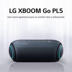 LG - LG PARLANTE BLUETOOTH PORTATIL XBOOM PL5 Go (2020)