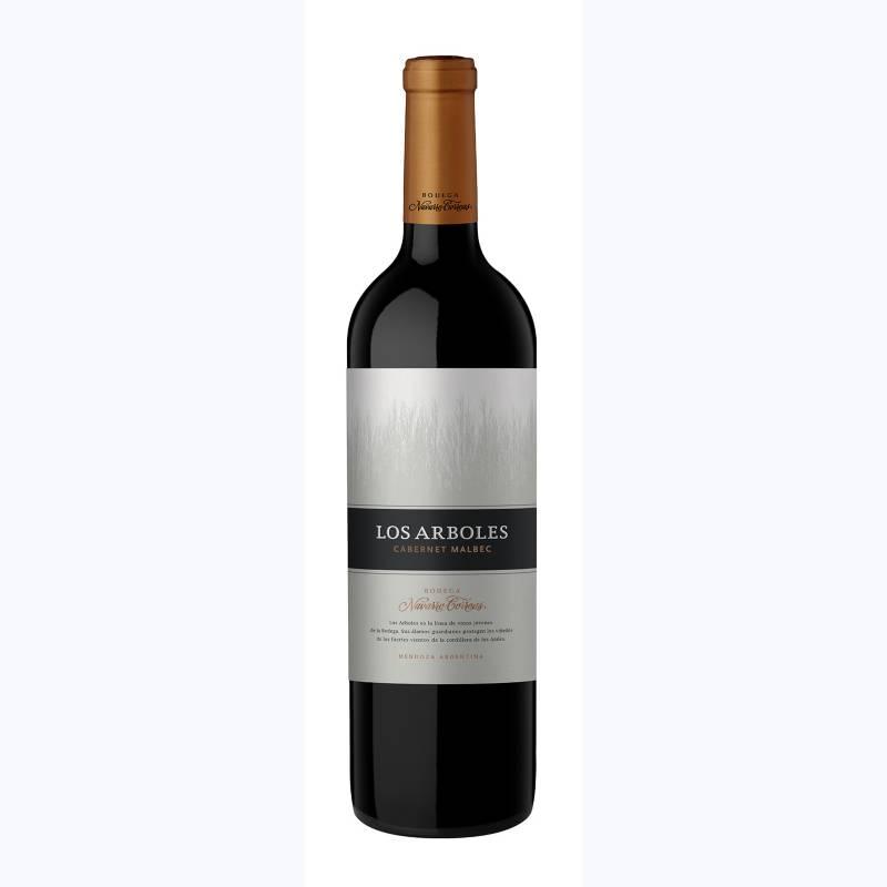 NAVARRO CORREAS - Vino Los Arboles Cabernet Malbec 750ml