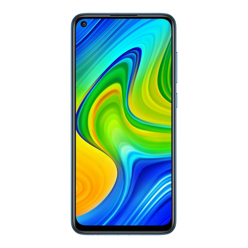 XIAOMI - Redmi Note 9 Gris 128GB