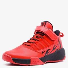 PEAK - Zapatilla de basquet NBA kid EK9405 rojo