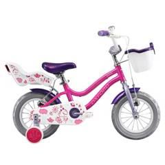 OXFORD - Bicicleta Aro 12 Beauty 1V Fucsia-Lila
