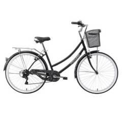 OXFORD - Bicicleta Aro 26 Cyclotour 6V M Negro-Blanco