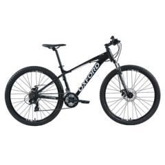 OXFORD - Bicicleta Hombre M Merak 1 Negro/Blanco- aro 27.5