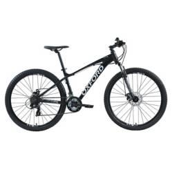 OXFORD - Bicicleta Hombre M Merak 1 Negro/Blanco Aro 27.5