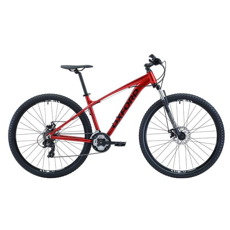 OXFORD - Bicicleta Hombre L Merak 1 Rojo Aro 29