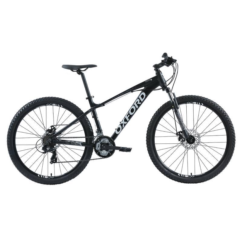 OXFORD - Bicicleta Hombre L Merak 1 Negro/Blanco- aro 29