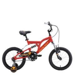 GOLIAT - Bicicleta Infantil Sierra Rojo Aro 16