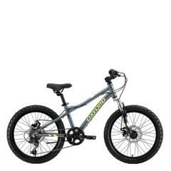 OXFORD - Bicicleta Aro 20 Drako Al Susp 6V Grafito