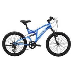 OXFORD - Bicicleta Aro 20 Drako Doble Suspensión 6VAzul