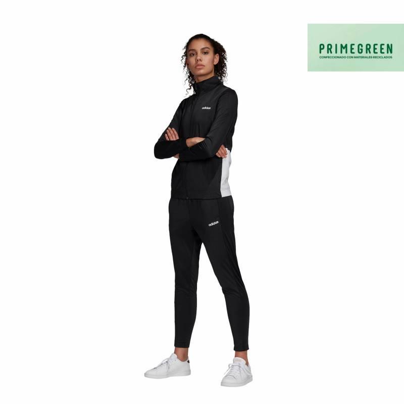 Adidas - Buzo Mujer Deportivo Plain tricot