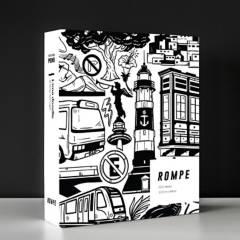 ROMPE - Rompecabezas 500 Pzas Lima Doodle De Jeremy Kilimajer - Colección Perú