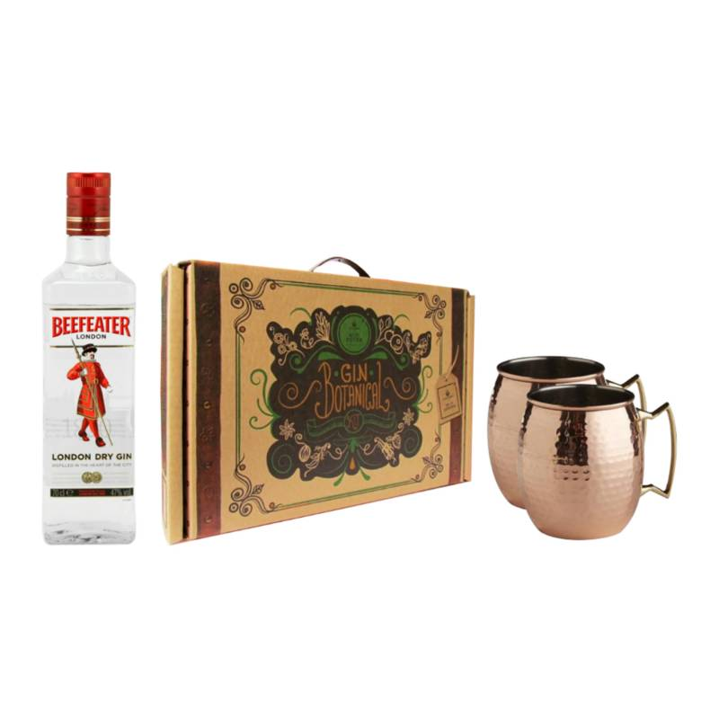 GIN FEVER - Kit Classic Gin Fever Beefeater