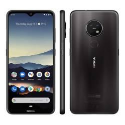 "NOKIA - Nokia 7.2  6.3"" FHD+ Gris Carbon - 4G"