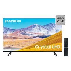 SAMSUNG - Televisor  CRYSTAL Smart TV  UHD 4K 50' UN50TU8000GXPE