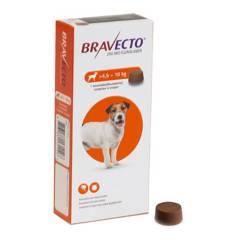 BRAVECTO - Antipulgas para Perros Bravecto 4.5 - 10 kg