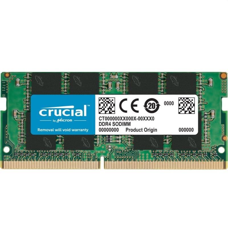 CRUCIAL - RAM4GB DDR4 2400 MHz SO-DIMM CT4G4SFS824A