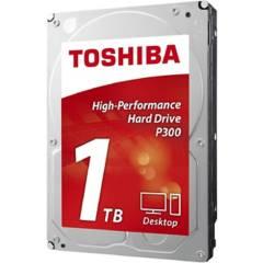 "TOSHIBA - Disco Duro 1TB 3.5"" HDD 7200RPM P300 HDWD110UZS"